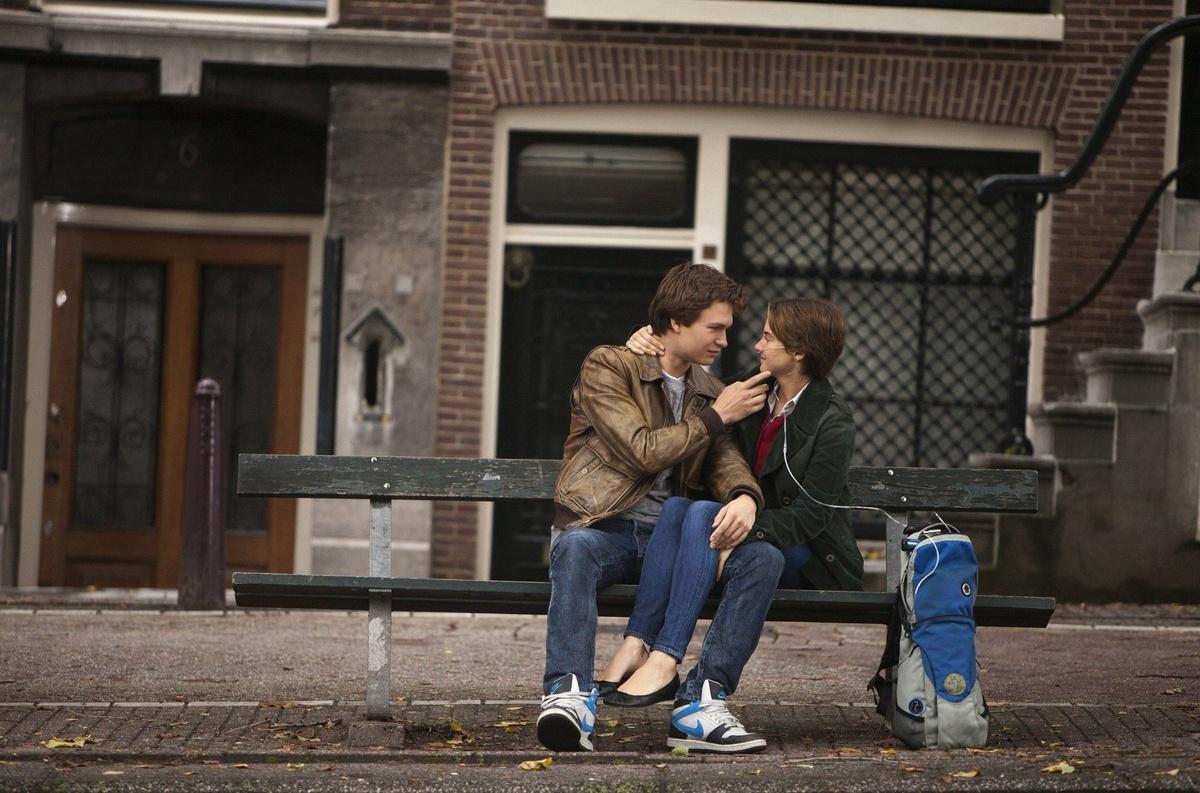 Кадры из фильма фильм виноваты звезды скачать на телефон