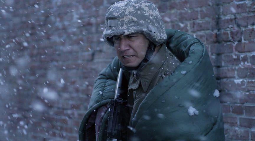 Замёрзнувший Мир Фильм